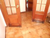 Daños por agua en puerta
