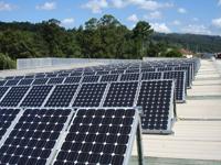 Daños en placas fotovoltaicas