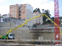 Excavación y cimentación