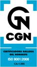 Certificación ISO 9001 - CGN