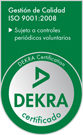 Certificacin ISO 9001 - DEKRA
